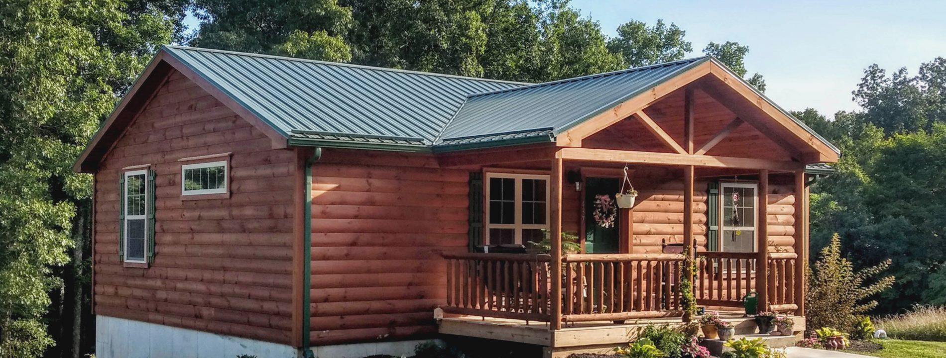 prefab pioneer wood homes