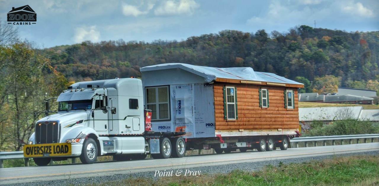 zook cabin in truck