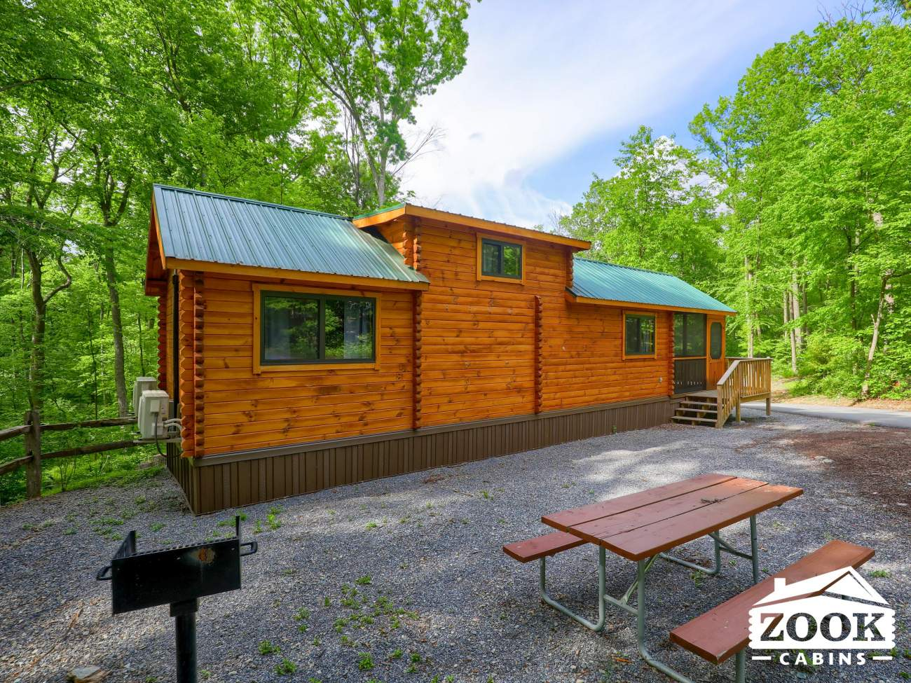 Park Model Homes by Zook Cabins