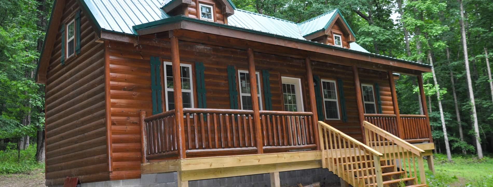 Plymouth Cabin single wide cabins modular home