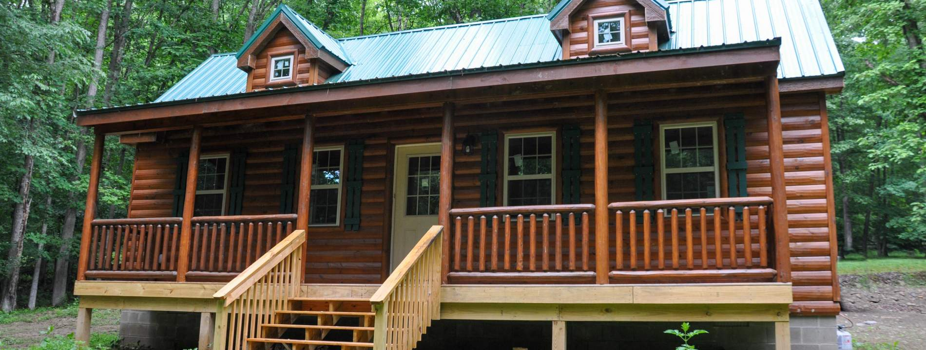 The Plymouth Cabin single wide modular homes
