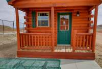 beautiful small cabin exterior