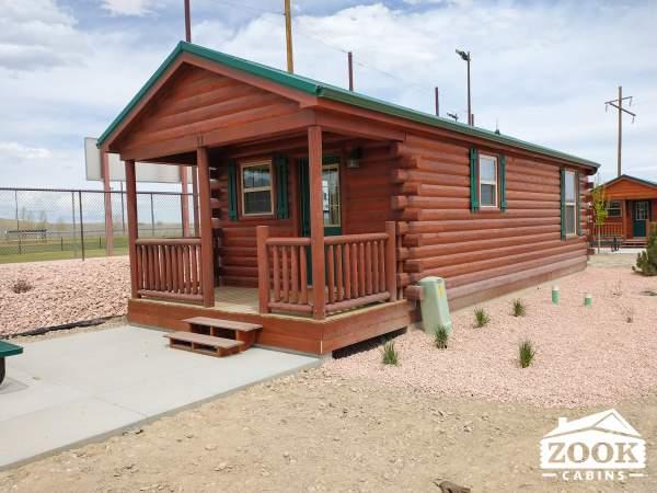 The Sedona Small Cabin