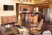 Chalet Cabin With a Great Room