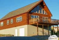 Chalet Cabin with Large Deck