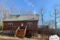 Finished Prefab Chalet Cabin Home