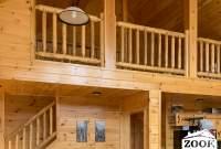 Second floor Loft in a Chalet Cabin