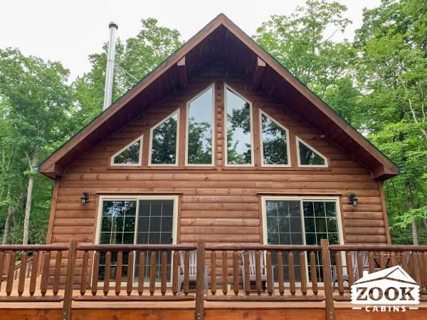 the chalet cabin prefab cabin log cabin chalet