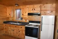 settler cabin interior