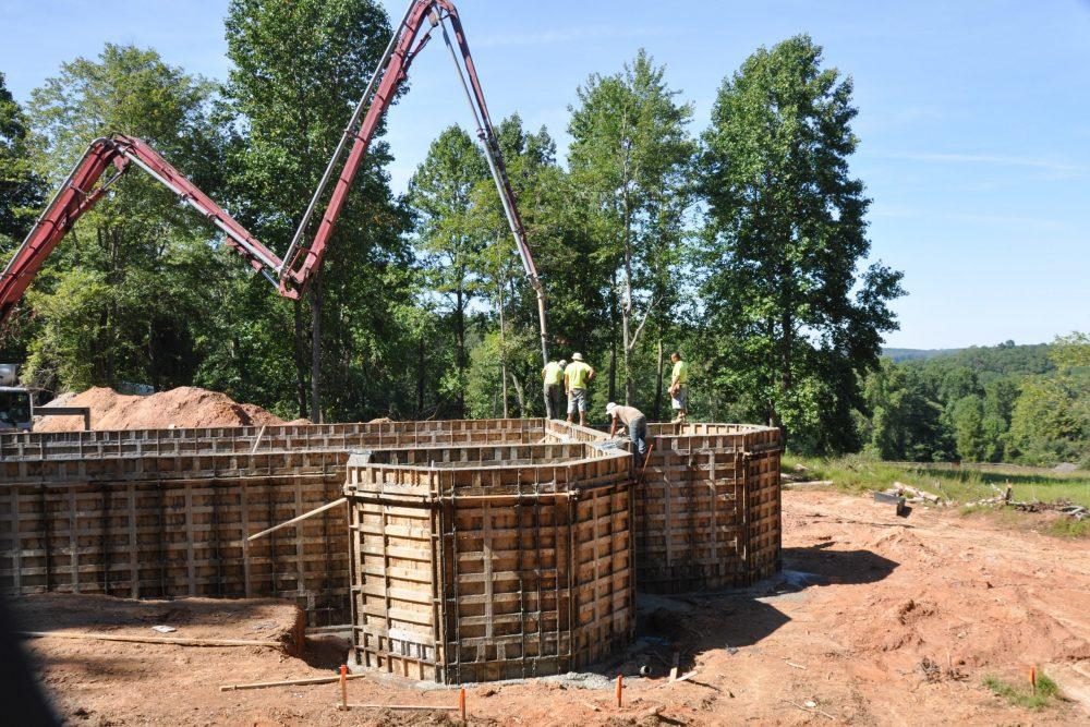 cabin foundation in jarrettsville maryland