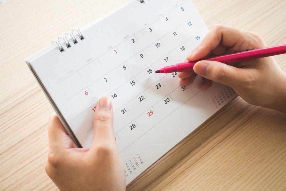 calendar schedule for cabin in jarrettsville maryland