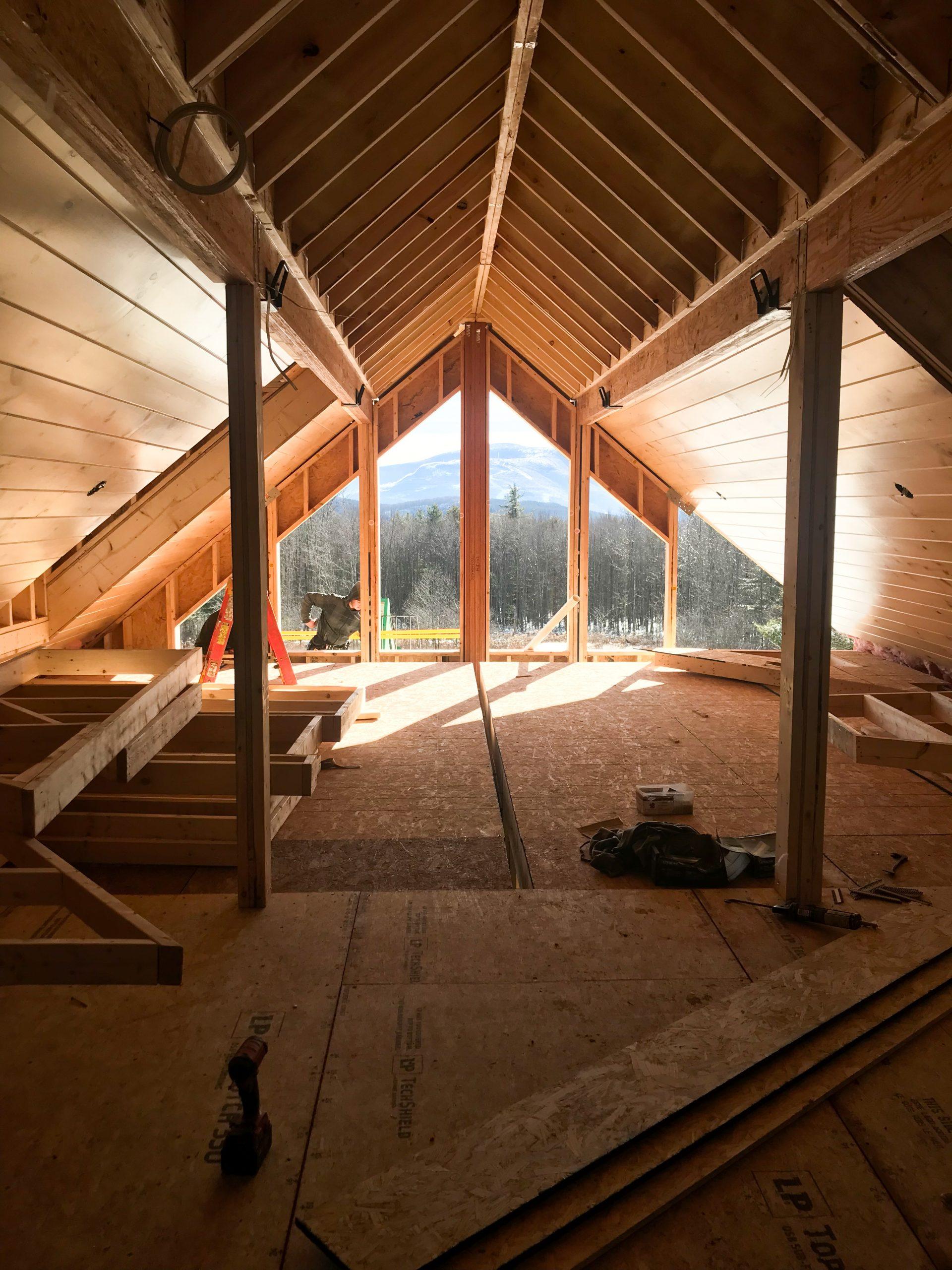 upper floor cabin in jewett new york