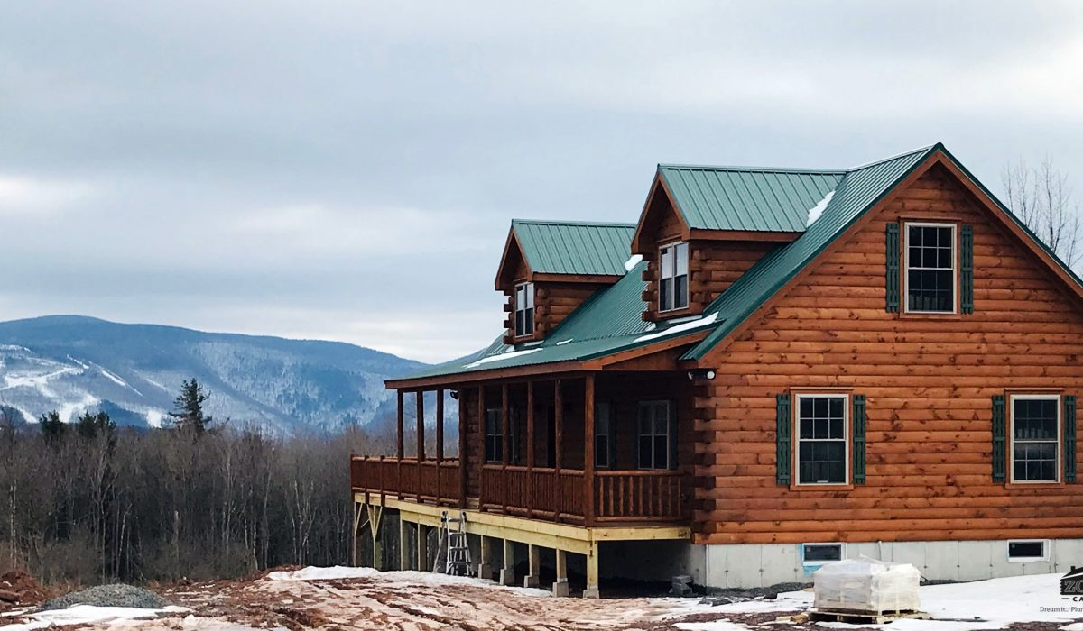 modular log homes prices near me copy