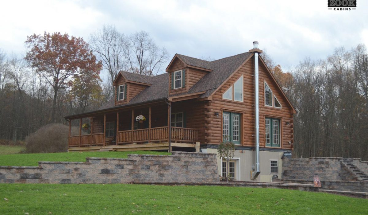 prefab log cabin modular log homes prices