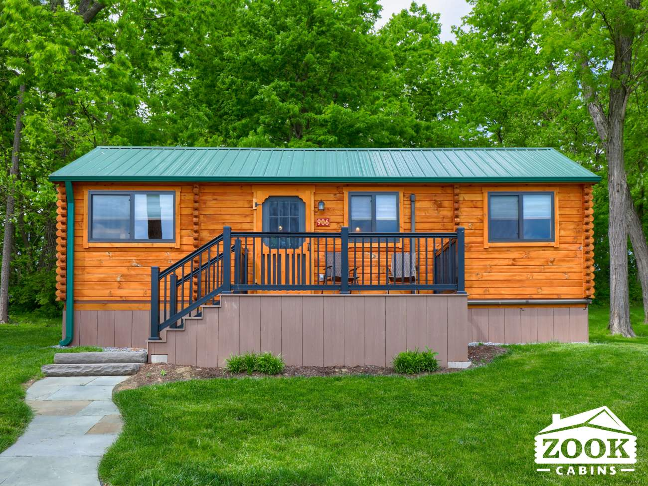 Rancher Park Model Home