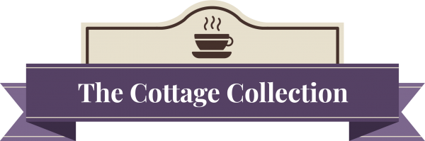 cottage collection badge