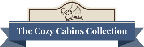 cozy cabin collection badge