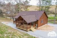 Sunset Ridge Log Cabin