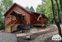 Sunset Ridge Log Cabin Gallery Photo 1 11