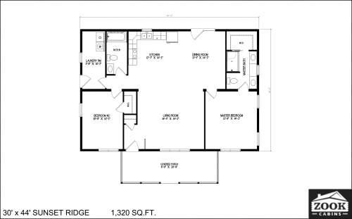 30x44 Sunset Ridge 04 05 2021
