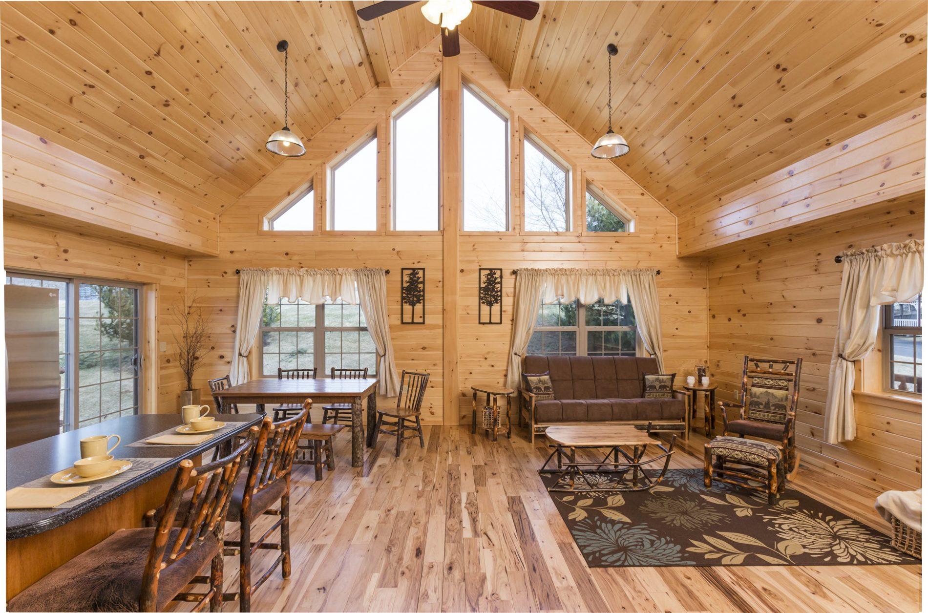 2021 Log Cabin Modular Homes Zook Cabins