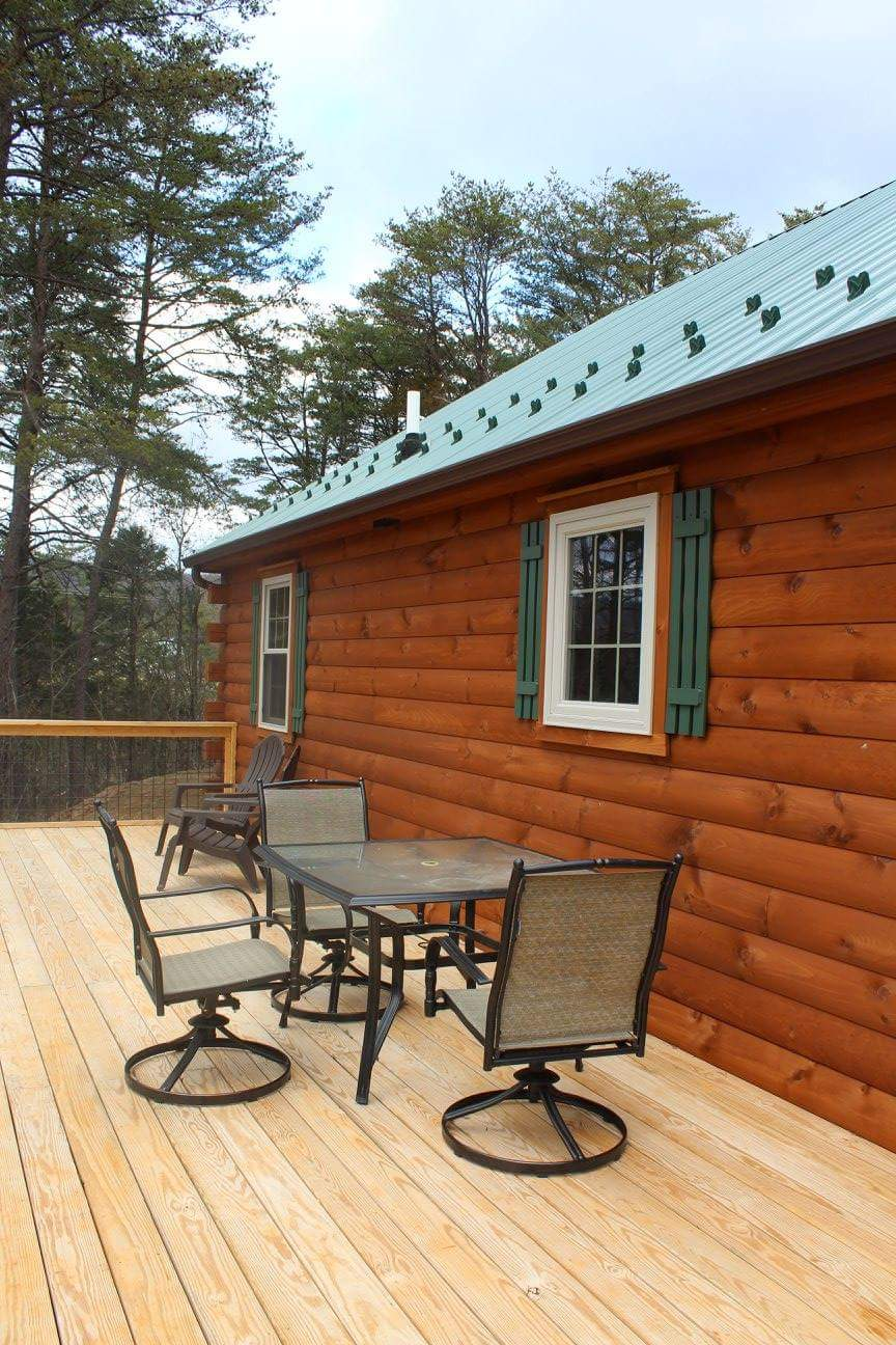 2020 Superb Musketeer Prefab Log Cabins Zook Cabins