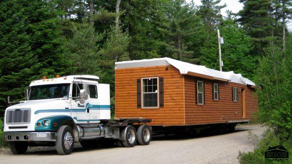 McGurk log Cabin Modular Homes