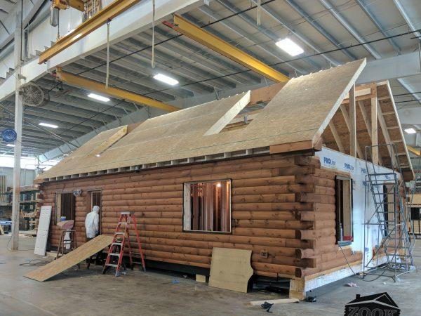 log Cabin Modular Homes 3