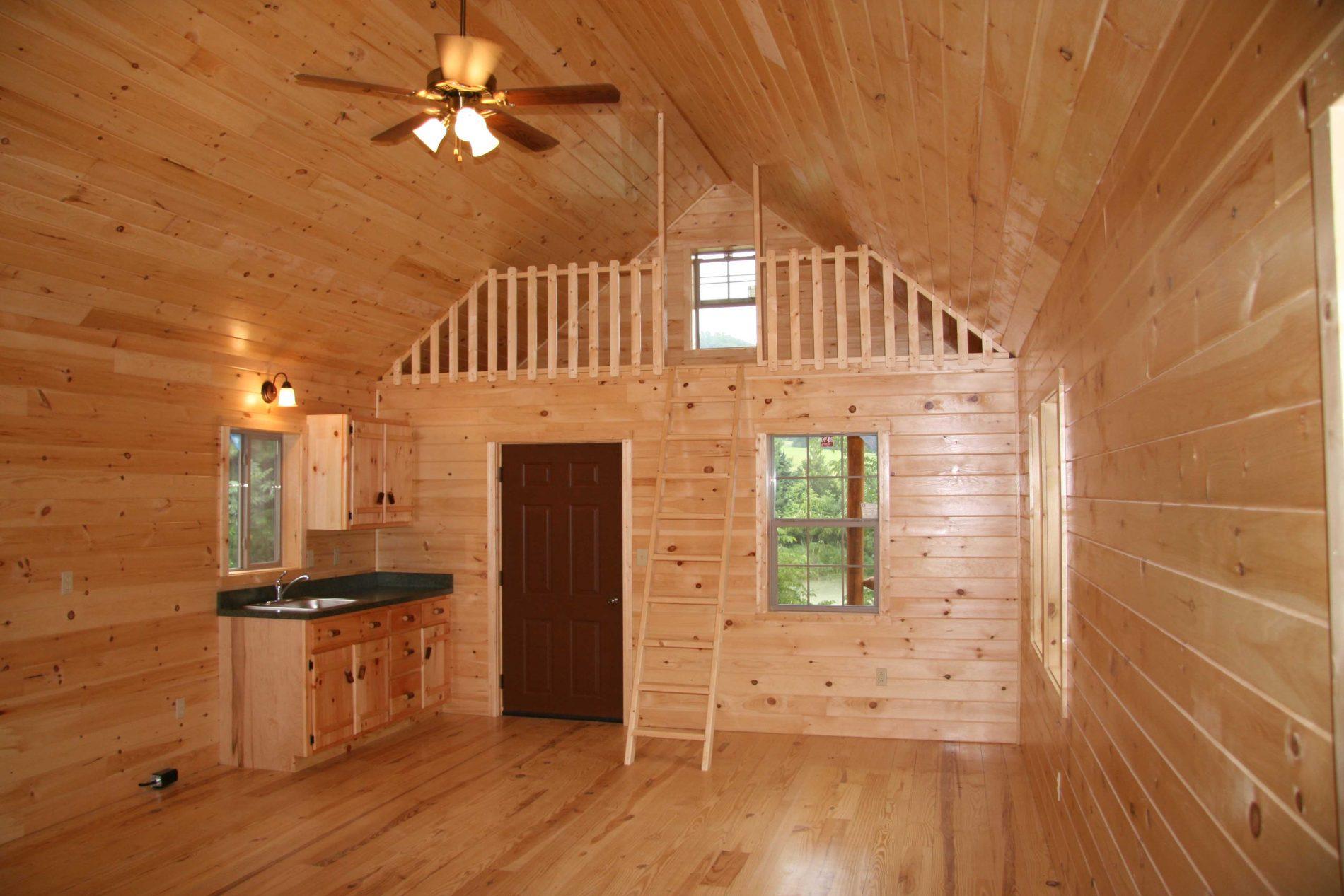 Adirondack log cabin log cabins zook cabins for Adirondack bathroom design