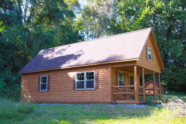 prefab log homes ny