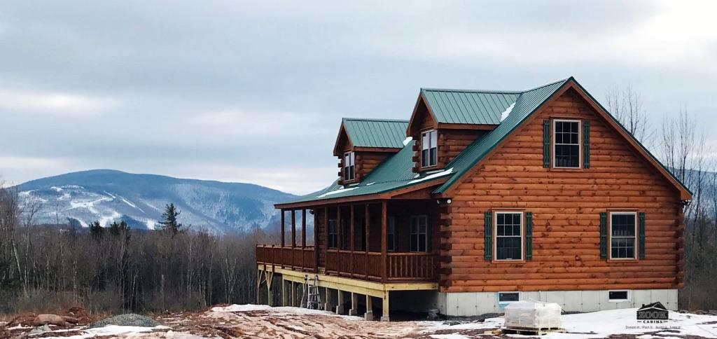 build a cabin in breckenridge colorado