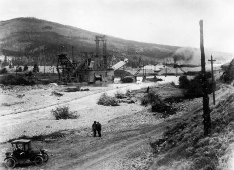 gold mining in breckenridge colorado