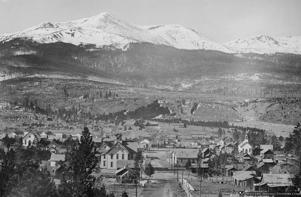 historical mining in breckenridge colorado