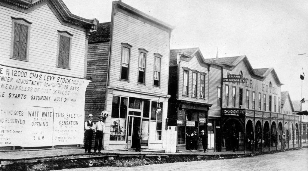 history in breckenridge colorado