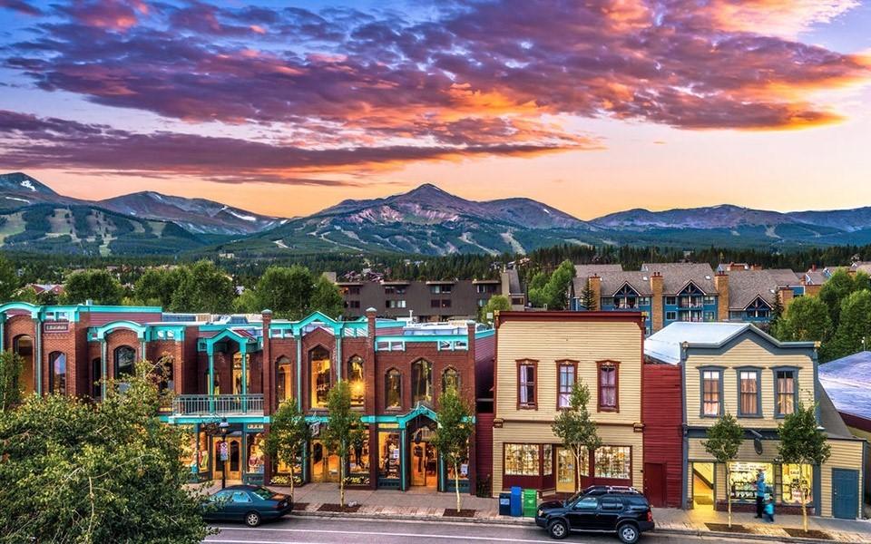 shopping in breckenridge colorado
