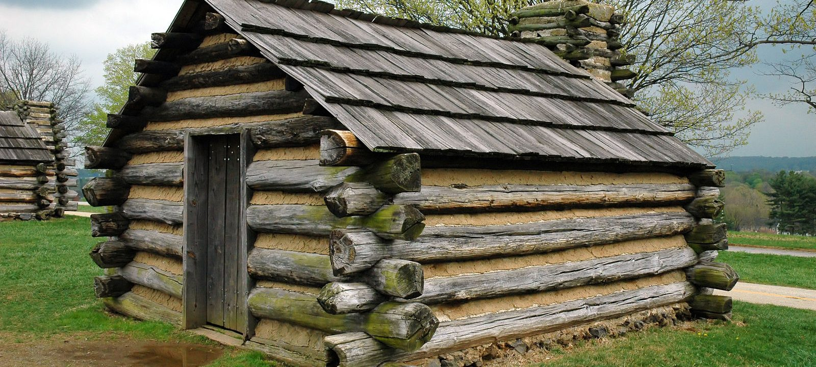 Valley Forge cabin