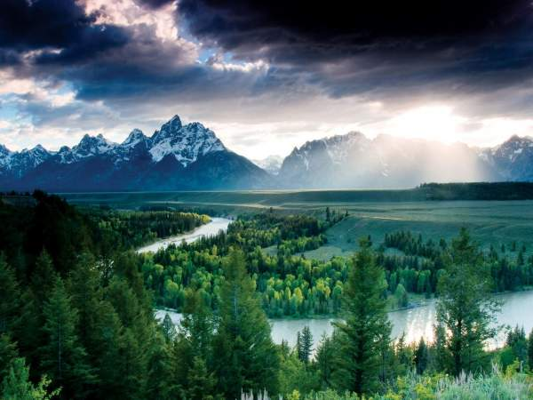 grand teton national park close to jackson hole