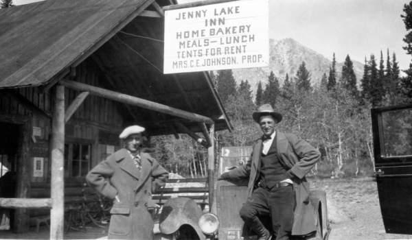 history of jackson hole