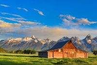 milton barn in jackson hole