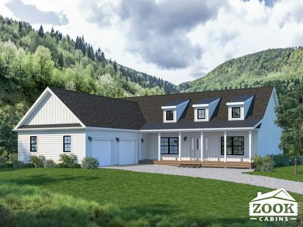 Modern Farmhouse Style by Zooks
