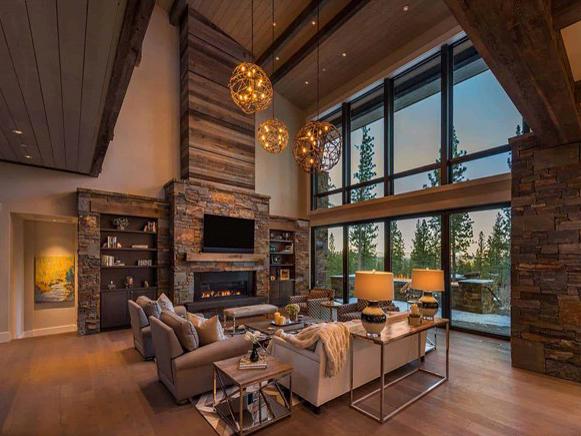 Modern Mountain Style Decor