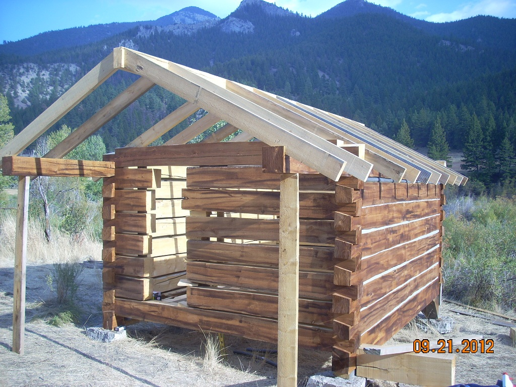 Log cabin home kits prefab log home kits zook cabins for Home building blog
