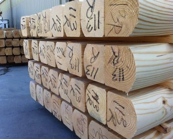 log cabin kit logs