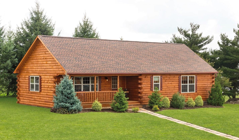 modular cabin is better than log cabin kits