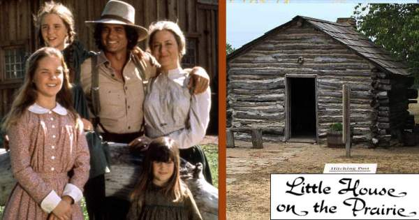log cabin history during little house on the prairie