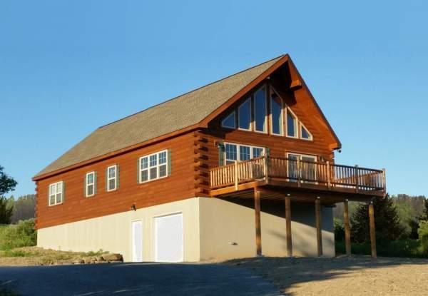modern cabin changing log cabin history