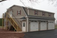 custom garages with living quarters in pa