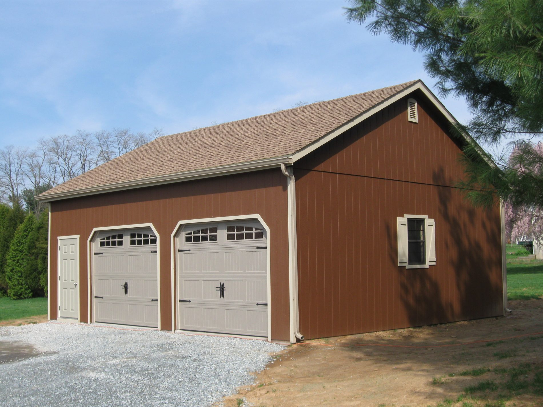 large the garages prefabricated modern garage
