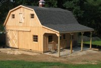 prefab garage barn for sale