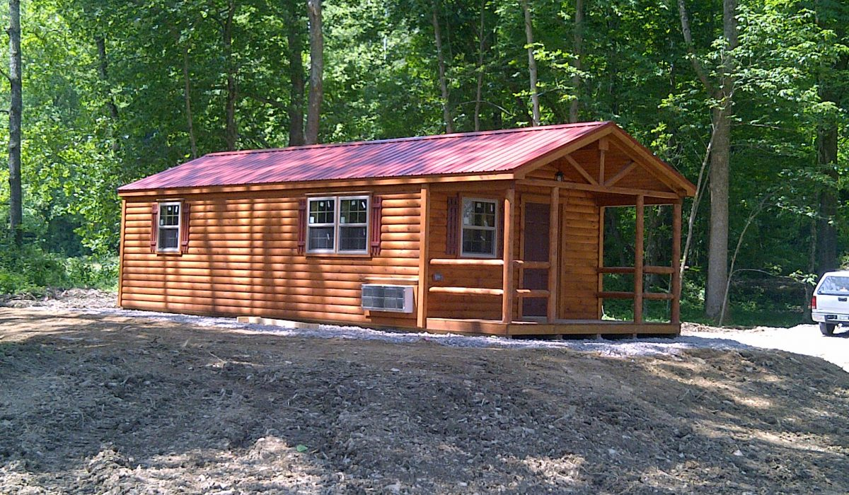 Small log cabins hunting cabins for sale zook cabins for Pictures of small hunting cabins